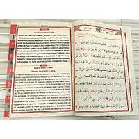 Kiþiye özel isimli Yasin kitabý Kapsamlý Orta boy 16x24 cm 192 sayfa