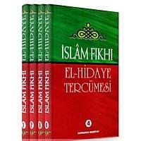 Ýslam Fýkhý / El-Hidaye Tercemesi (4 Cilt Þamua Kaðýt)