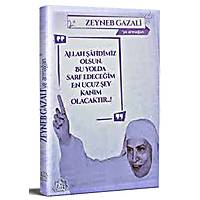 Zeyneb Gazaliye Armaðan Ýslami Ajanda