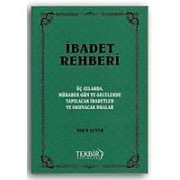 Ýbadet Rehberi,Adem Þener