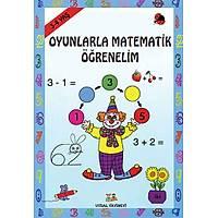 Oyunla Matematik Öğrenelim 3-4 Yaş