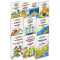 Çocuklar Ýçin Peygamberlerin Hayatýndan En Güzel Hikayeler 10 kitap