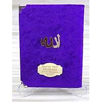 Lüks Kadife Yasin kitabi, Seti isimli Kristal Tesbihli