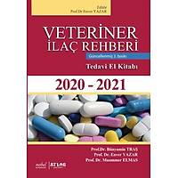 Veteriner Ýlaç Rehberi: Tedavi El Kitabý 2020-2021