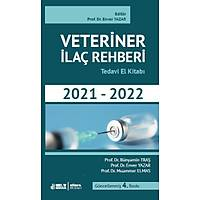 Veteriner Ilaç Rehberi Tedavi El Kitabi 2021-2022