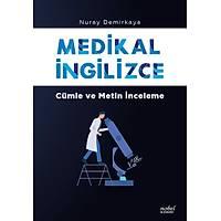 Medikal Ýngilizce: Cümle ve Metin Ýnceleme