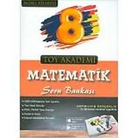 Toy Akademi Yayýnlarý 8. Sýnýf Matematik Soru Bankasý