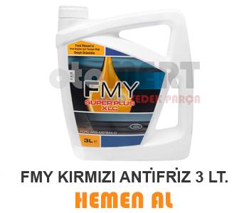 FMY Kýrmýzý Antifiriz