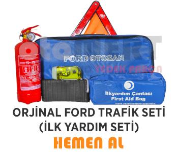 Ford Ýlk Yardým Seti Trafik Seti Orjinal