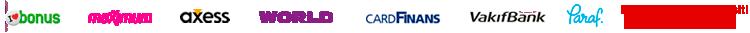 Geçerli Kredi Kartlari