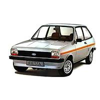 Fiesta Arka Stop Komple (SAÐ) 1980-1983