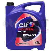 20W/50 Elf  Motor Yaðý 4LT