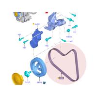 Connect Euro 5 TDCÝ V (Vantilatör) Kayýþý 2014-2020 | ORIJINAL (PEU&CIT)