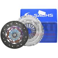 Mondeo 1.6 TDCI 115 PS Debriyaj Seti (BASKI+BALATA) 2011-2014   SACHS