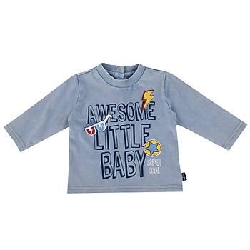Chicco Sweatshirt Mavi  15 Ay