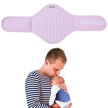 Sevi Bebe Bel Koruyucu Pembe