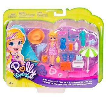 Polly Pocket Sahil Eðlencesi Oyun Setleri