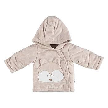 Bibaby Ceket Cute Fox Taþ  6-9 Ay