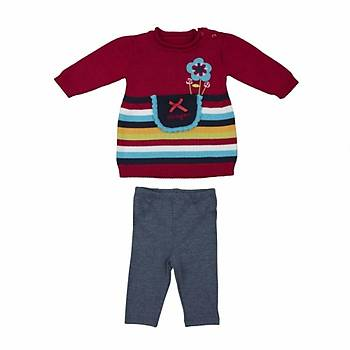 Bebepan 2li Takým Bluz Tayt Triko Orijinal  0 Ay
