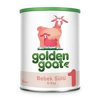 Golden Goat 1 Keçi Bebek Sütü 400 gr