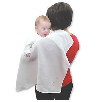 Sevi Bebe Omuz Örtülü Önlük