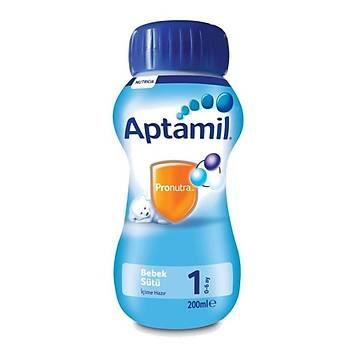 Aptamil 1 Bebek Sütü Sývý 200 ml