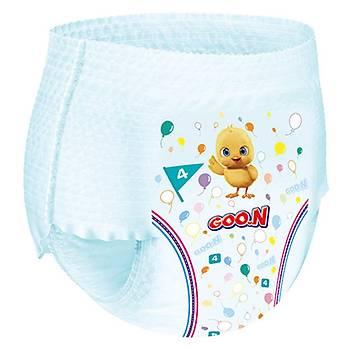 Goon Mutlu Bebek Külot Bebek Bezi 3 Beden 7-12 Kg 46lý Jumbo Paket