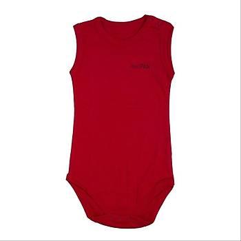 Bebepan Atlet Body Kýrmýzý  18-24Ay