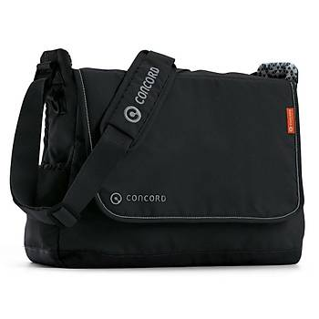 Concord City Bag Anne Bakým Çantasý Midnight Black