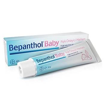 Bepanthol Baby Piþik Önlemeye Yardýmcý Merhem 30 gr