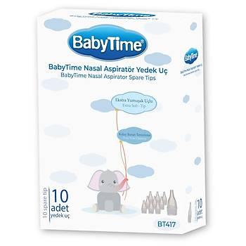 Baby Time Nazal Aspiratör Yedek Uç