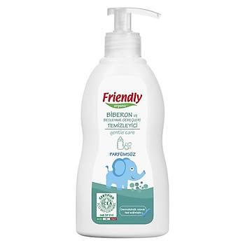 Friendly Biberon ve Beslenme Gereçleri Temizleyici Parfümsüz 300 ml