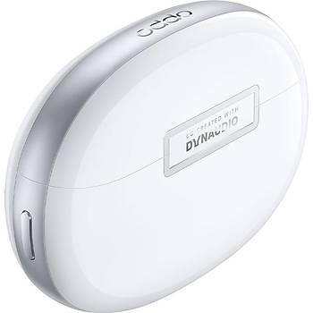 Oppo Enco x Bluetooth Kulaklýk Beyaz W71 (Oppo Türkiye Garantili)