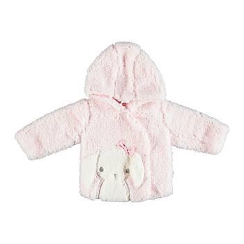 Bibaby Mont Peluþ Baby Rabbit Pembe 12-18Ay