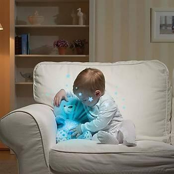 Chicco Ýyi Geceler Baby Bear Blue
