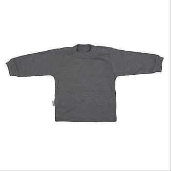 Bebepan Sweatshirt Füme  6 Ay