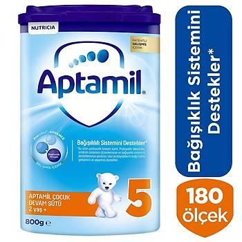 Aptamil 5 Devam Sütü 800 gr