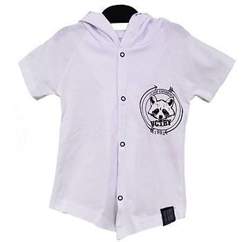 Baby Cool Hýrka Raccoon Beyaz  12 Ay