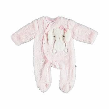 Bibaby Tulum Baby Rabbit Pembe 3-6 Ay