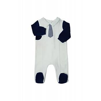 Baby Corner 2li Takým Kadife Little Man  6-9 Ay