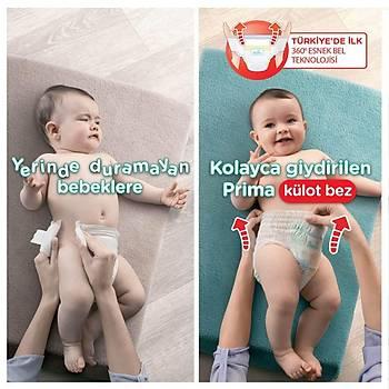 Prima Pants Külot Bebek Bezi 6 Beden Extra Large 16+Kg 45li Fýrsat Paketi