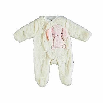 Bibaby Tulum Baby Rabbit Ekru  6-9 Ay
