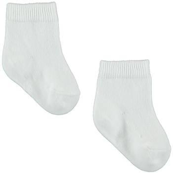 Kitikate Organik Çorap Soket 2li Beyaz