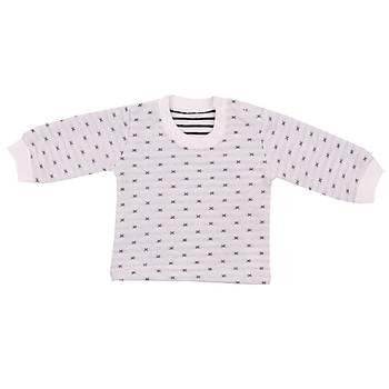 Mini Ropa Sweatshirt Kapitone Beyaz  6-9 Ay
