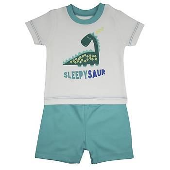 Baby Corner 2li Takým Þortlu Sleepysaur 3-6 Ay