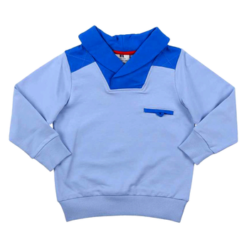 Wonderkids Sweatshirt Mavi  6 Yaþ