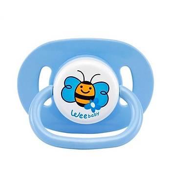 Wee Baby Kiraz Uçlu Silikon Emzik 6+ Ay