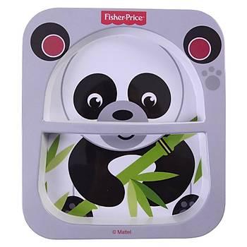 Fisher Price Bölmeli Mama Tabaðý Panda