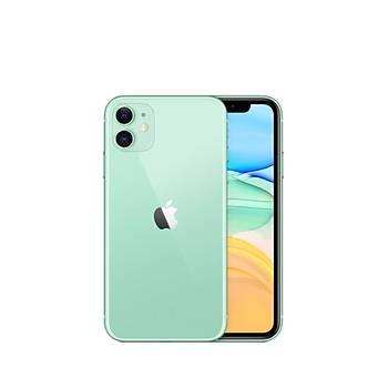 iPhone 11 64GB Yeþil Cep Telefonu (Apple Türkiye Garantili) Þarj Aleti Ve Kulaklýk Hariçtir