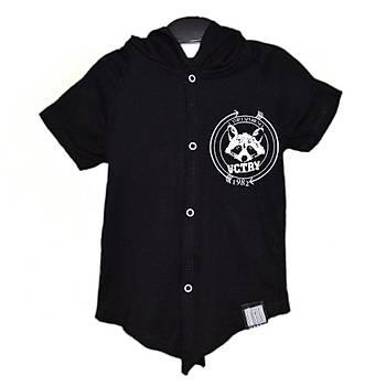 Baby Cool Hýrka Raccoon Siyah  9 Ay